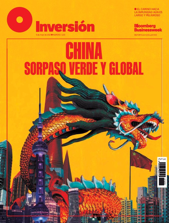 CHINA SORPASO VERDE Y GLOBAL